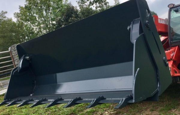 PRODUCENT – Łyżki ładowarkowe 4W1 – OTWIERANE